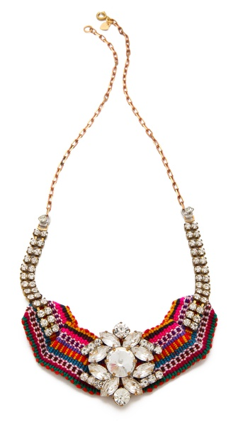 frieda&nellie Retro Disco Cowgirl Necklace