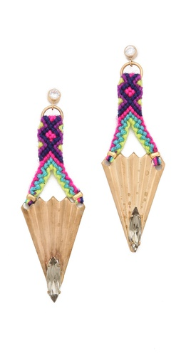 frieda&nellie Drop Earrings