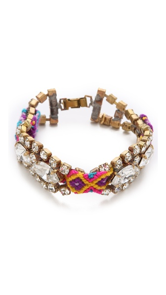 frieda&nellie Good Vibrations Bracelet