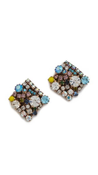 frieda&nellie Fantastical Fancy Earrings