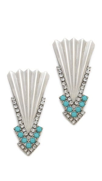 frieda&nellie Jewels by the Sea Earrings