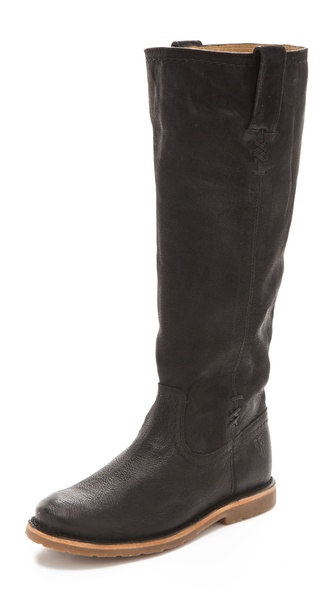 Frye Celia X Stitch Boots