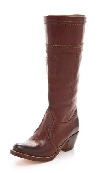 Frye Jane Chunky Boots