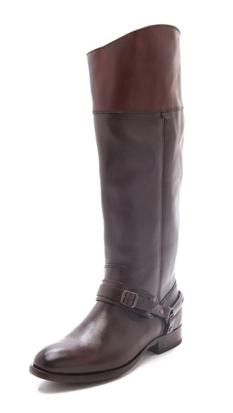 Frye Lindsay Spur Boots