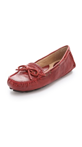 Frye Reagan Campus Driver Moccasins