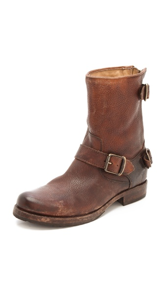 Frye Veronica Short Booties