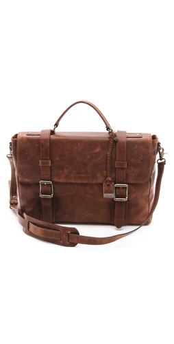 Frye Logan Flap Briefcase at Shopbop / East Dane