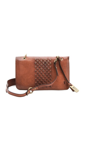 Frye Jesse Studded Cross Body Bag