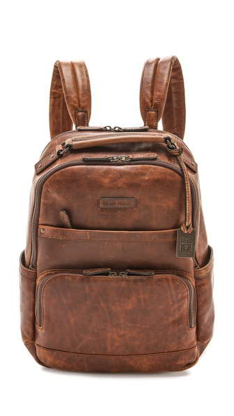 Frye Logan Backpack - Cognac at Shopbop / East Dane