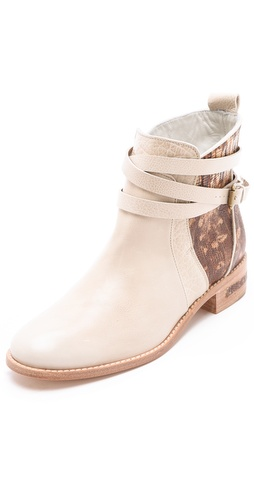 Freda Salvador Dream Flat Booties