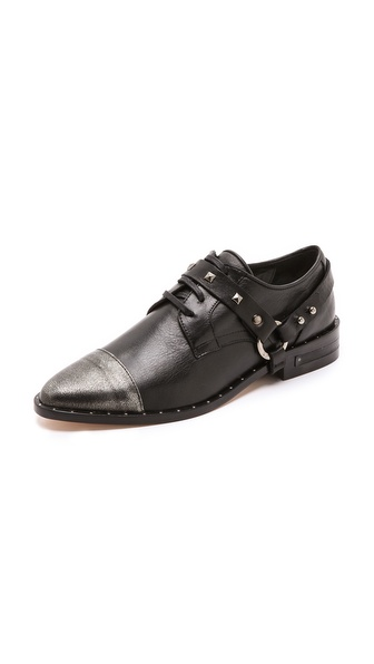 Freda Salvador Wonder Harness Oxfords