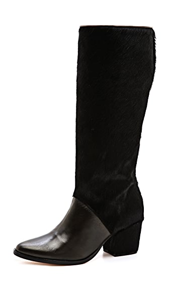 Freda Salvador Peace Haircalf Boots