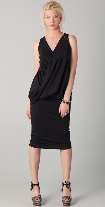 Funktional Tunover Tank Dress