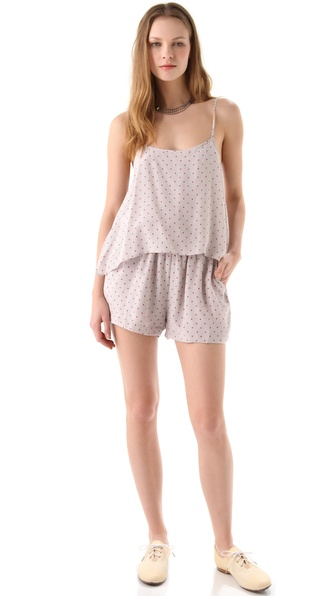 Funktional Star Playsuit