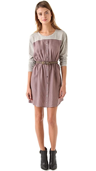 Funktional Float Contrast Dress