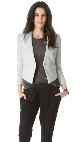 Funktional Pixel Point Blazer