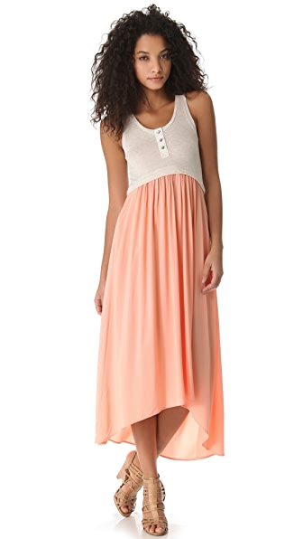 Funktional Path Maxi Dress