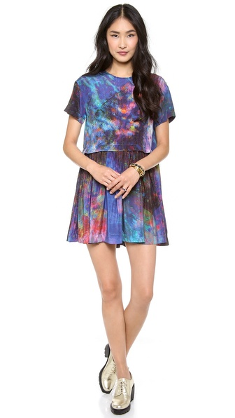 Funktional Path Dress