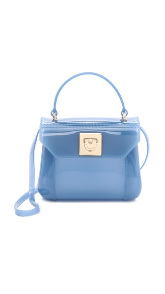 Furla Candy Mini Cross Body Bag - Oxford