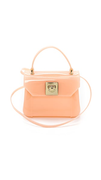 Furla Candy Bon Bon Mini Bag - Magnolia