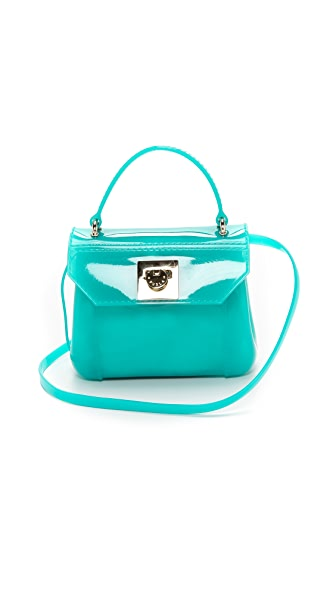 Furla Candy Mini Bon Bon Bag - Laguna