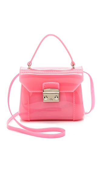 Furla Candy Bon Bon Mini Bag - Rose