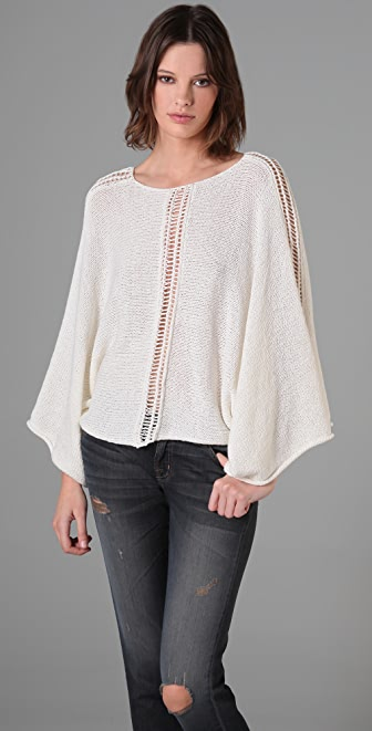 Graham & Spencer Sweater Poncho