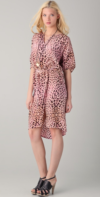 Graham & Spencer Savanna Sunrise Dress