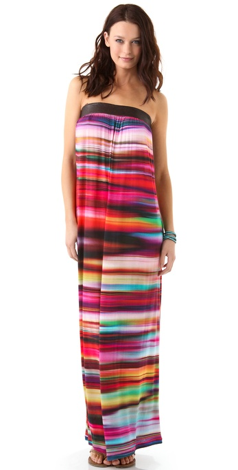 Graham & Spencer Marrakesh Stripe Maxi Dress