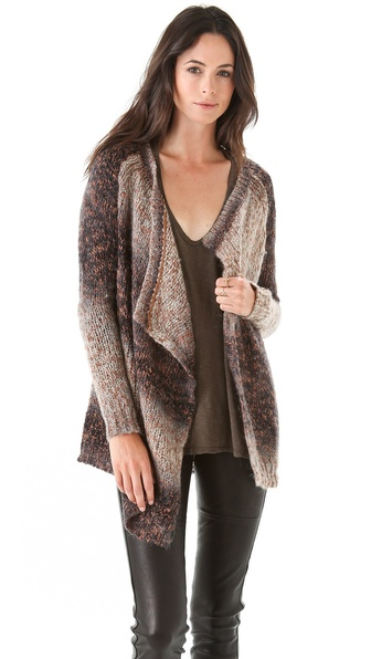 Graham & Spencer Draped Cardigan Sweater