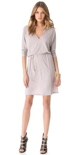 Graham & Spencer Slub Dress