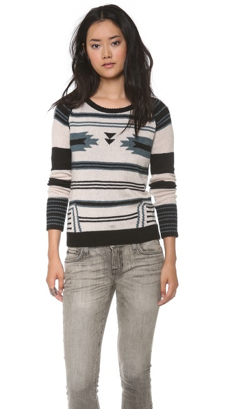 Graham & Spencer Striped Sweater