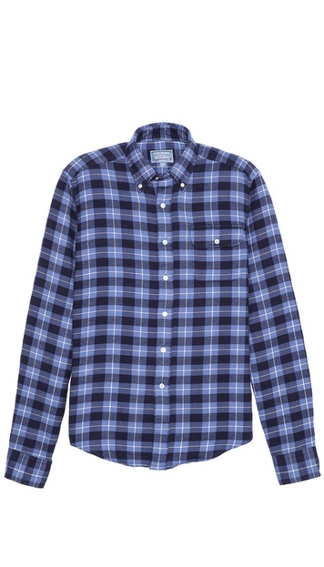 Gant by Michael Bastian The MB Freedom Flannel Shirt