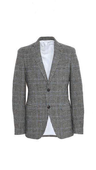 Gant by Michael Bastian The MB Glen Check Blazer
