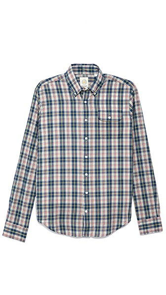 Gant by Michael Bastian The MB Ocean Madras Shirt