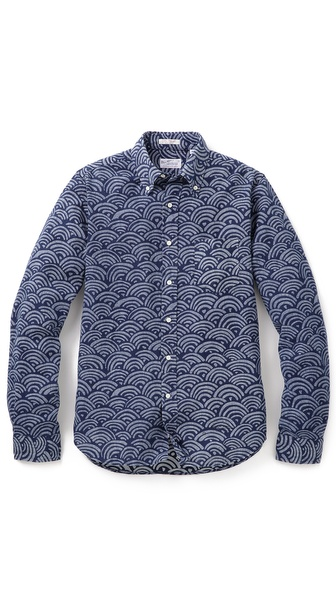 Gant Rugger Wave Sport Shirt