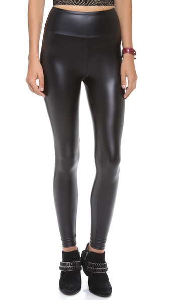 Garbe Luxe Luca Coated Leggings