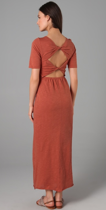 GAR-DE Pescara Long Dress