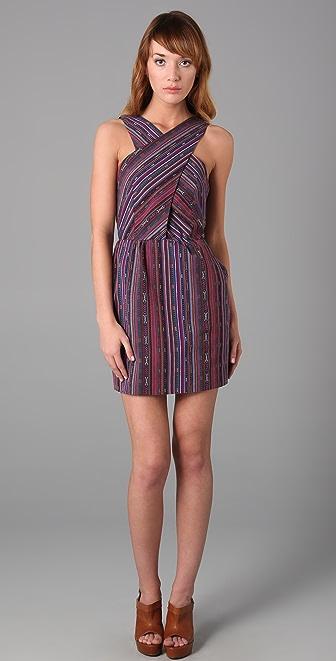GAR-DE Guajira Multi Stripe Dress