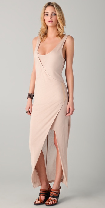 GAR-DE Dogfish Maxi Tank Dress