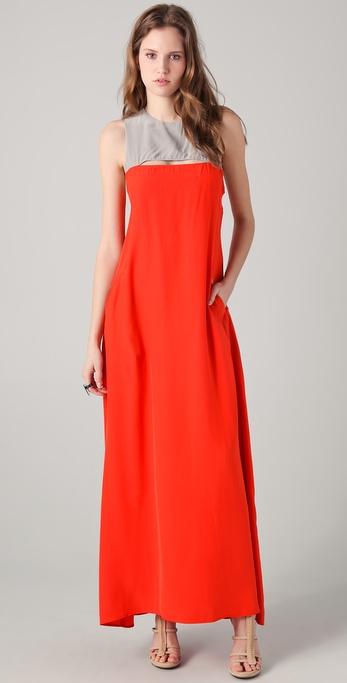 GAR-DE Mosaic Sleeveless Maxi Dress