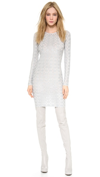 Gareth Pugh Long Sleeve Dress