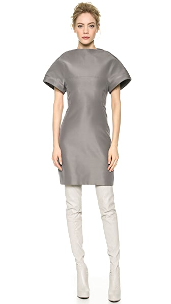 Gareth Pugh Short Sleeve Dress