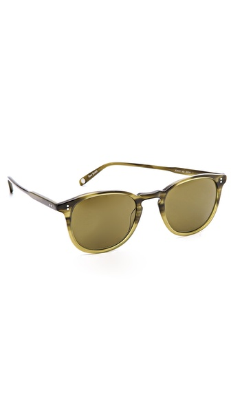 GARRETT LEIGHT Kinney Sunglasses