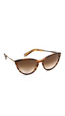 GARRETT LEIGHT Lucille Sunglasses