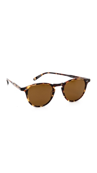 GARRETT LEIGHT Hampton Sunglasses