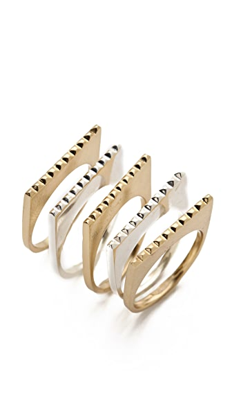Gabriela Artigas DuPont Ring Set