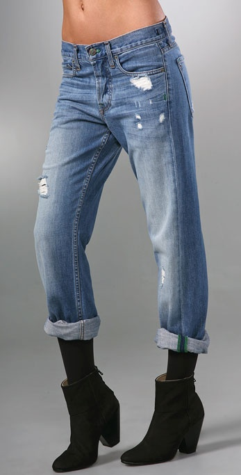 Genetic Denim Boyfriend Baggy Jean