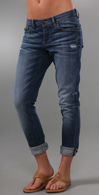 Genetic Denim Davis Slouchy Cigarette Jeans