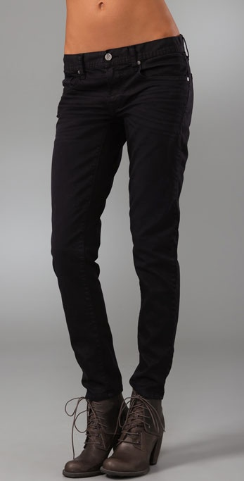 Genetic Denim Rane Slouchy Cigarette Jeans